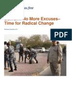 Bahrain No More Excuses