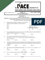 Test Paper - Prog. n St. Lines - 3 Hr.modified