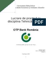 Lucrare de Practica OTP v. Laszlo