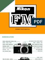 Nikon Fm Manual