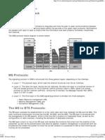GSM - Protocol Stack1