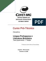 Apostila PORTUGUES CEFET