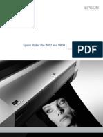 StylusPro 7800 9800 Brochure