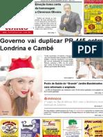 Jornal União - Edição de 15 à 30 de Dezembro de 2011