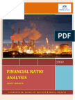 29493210 Financial Ratio Analysis TATA STEEL