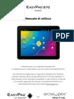 Manual EP970 IT
