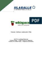 Tutorial Wiki Spaces