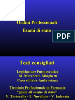 Lezioni Ordini Esami Di Stato1a