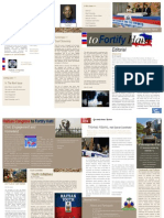 Haitian Congress to Fortify Haiti Newsletter 2011 Q4