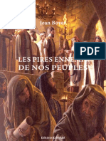 Boyer Jean Les Pires Ennemis de Nos Peuples