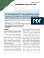 Raffaello Potestio, Cristian Micheletti and Henri Orland- Knotted vs. Unknotted Proteins