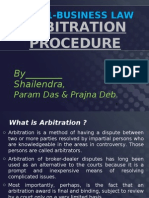 Arbitration Final