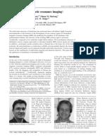 Sander Langereis, Anouk Dirksen, Tilman M. Hackeng, Marcel H. P. van Genderen and E. W. Meijer- Dendrimers and magnetic resonance imaging