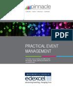 Practical Event Management