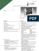 Digital Amplifier Type VT-VSPD-1