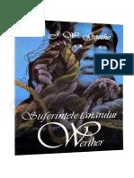 Goethe-Suferintele Tinarului Werther