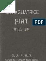 Mitragliatrice Fiat Mod 24
