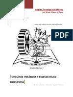 Circuitos Trifásicos y Respuestas en Frecuencia