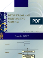 11 Delivering & Performing Service Final