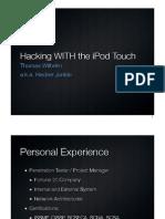 iPod Hacking