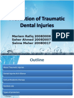 Prevention of Traumatic Dental Injuries-1