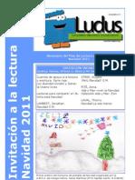 Invitación a lalectura navidad 2011 v2