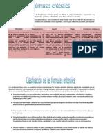Formulas Enterales