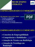 PALESTRA de EMPREGABILIDADE