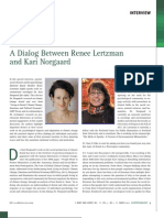 Dialogue, Kari Norgaard and Renee Lertzman