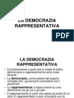 La Democrazia Rappresentativa_partiti