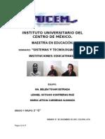 SISTEMAS Y TECNOLOGÍAS DE LA INFORMACIÓN (2)