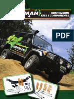 2009 Suspension Brochure