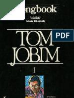 Tom Jobim Livro de Canções (Guitar SongBook) para Violão I