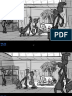Pink - Final Storyboards