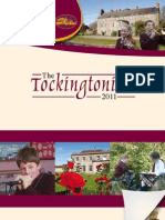 Tockingtonian 2011