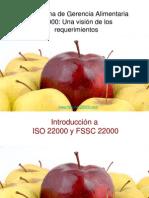 Introduccion a ISO22000