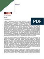 Message de La Fédération Galactique - Mike Quinsey - SaLuSa - 12 décembre 2011
