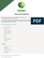 Manual de Configuração da Loja Virtual G3w.