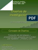 Diseños de Investigacion