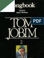 Tom Jobim Livro de Canções (Guitar SongBook) para Violão II