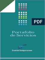 Portafolio de Servicios wt (World Tech)