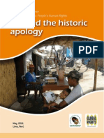 Beyond the Historic Apology Report English