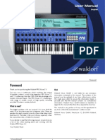 PPG Wave 3.v Manual
