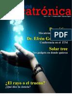 Revista Somos Mecatronica Octubre 2009