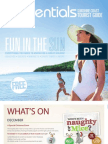 Weekender Essentials Tourism Magazine Summer