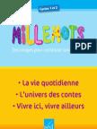 Mille Mots, Maternelle