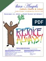 December 11 2011 Bulletin