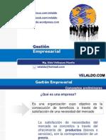 1. Gestión Empresarial
