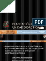 M6F5 Presentacion Planeación Unidad Didáctica Moises Lopez GAM1