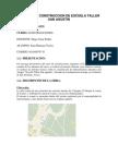 Informe de Construccion de Infraestructura Educativa